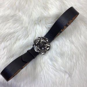 Betsy Johnson leather belt